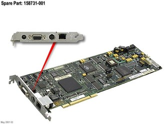HP Compaq Remote Insight Board - 158731-001