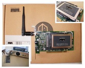 Cisco Systems Aironet 340 PCI