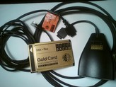 PSION DACOM Gold Card + ISDN adaptér