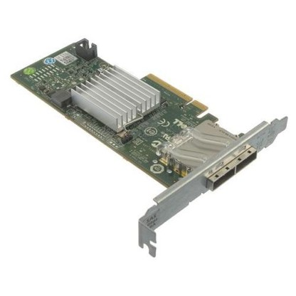 DELL 6Gbps SAS HBA, PCIe - Dell 12DNW, 7RJDT, J53X3