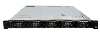 Dell PowerEdge R620 10xSFF, 2x 8-Core E5-2690, 32GB
