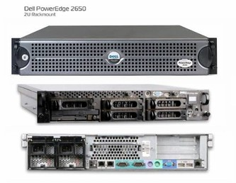 Dell PowerEdge 2650 2.8/2GB/72GB-U320 15K