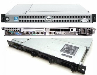 Dell PowerEdge 1750 2x2.8/4GB/108GB-U320 10K