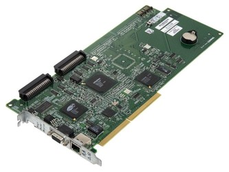 HP 249933-001 FEATURE BOARD