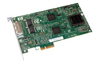 HP NC380T PCI-E Dual GB LAN, 394795-B21