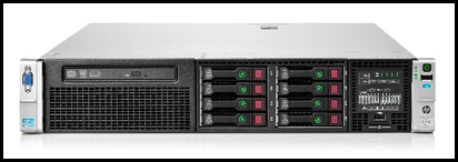 repasovany server HP DL380 Gen8