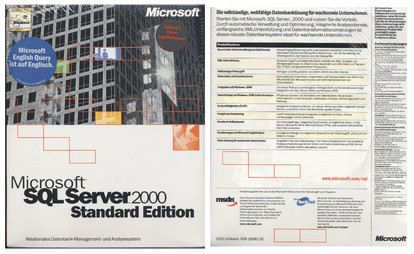 Microsoft SQL Server2000 Std 5Cal