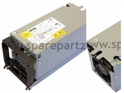 Dell DPS-650BB PowerEdge 1800 PSU