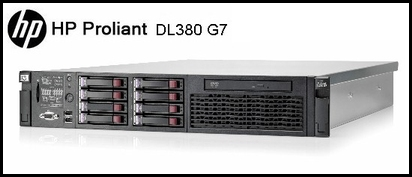 repasovyn server Dl380 G7