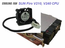 SUN Netra 210 FAN, SUN Fire V240 V210 CPU FAN - Nový 2ks/40€ ks