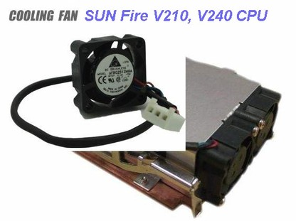 SUN Fire V240 V210 CPU FAN - Nový