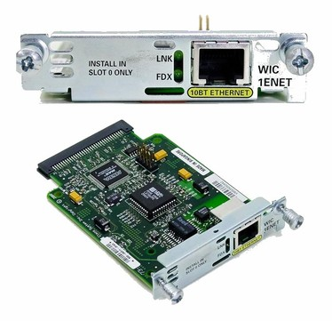 Cisco Systems WIC-1ENET