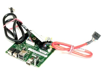 Dell 0M4326 Front USB Audio I/O Panel