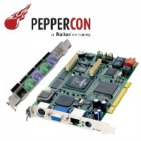 Eric Peppercon 1.3 - KVM over IP PCI